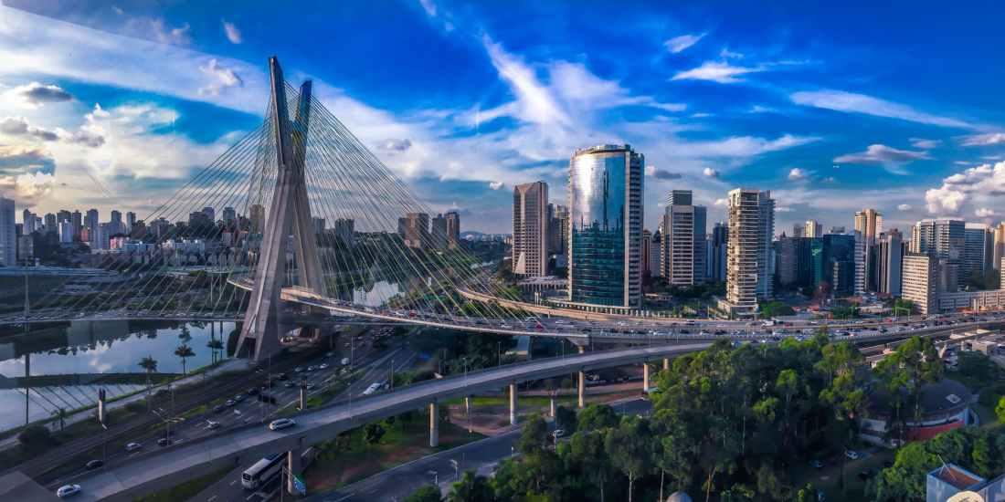 architectural design architecture blue brazil